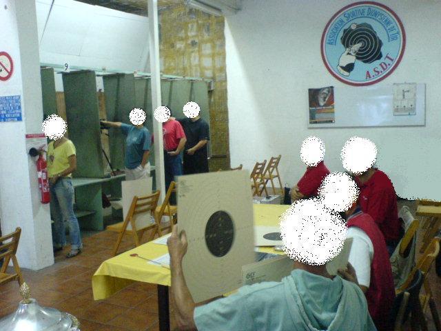 Arbitres départementaux et régionaux FFTir à STV1000